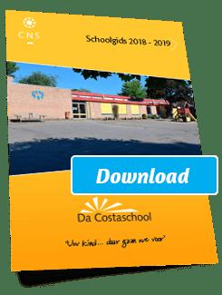DaCostaschool Elspeet schoolgids 2018-2019